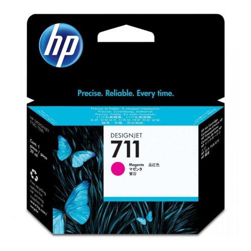 HP No.711 Inkjet Cartridge Magenta CZ131A