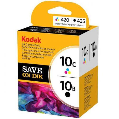 Kodak No.10 Inkjet Cartridge Black/Colour Twinpack 3947074