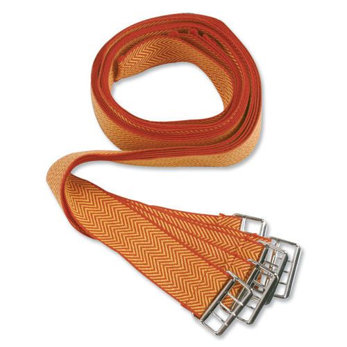 Document Strap 900mm Red/Yellow (6) STRAPSRED/YE