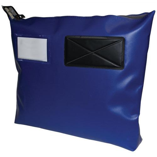 Value Gusseted Mailing Pouch A3+ 510x406x76mm Blue