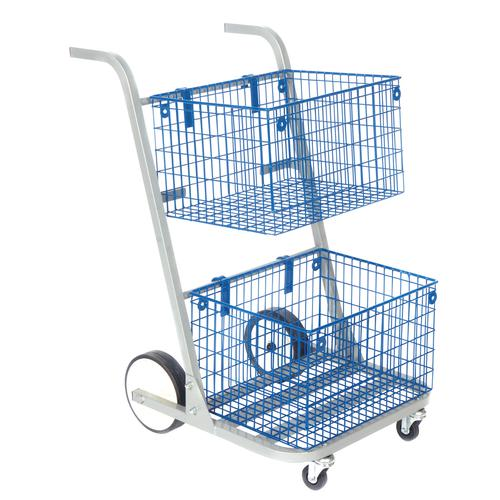 Value Medium Duty Mail Trolley
