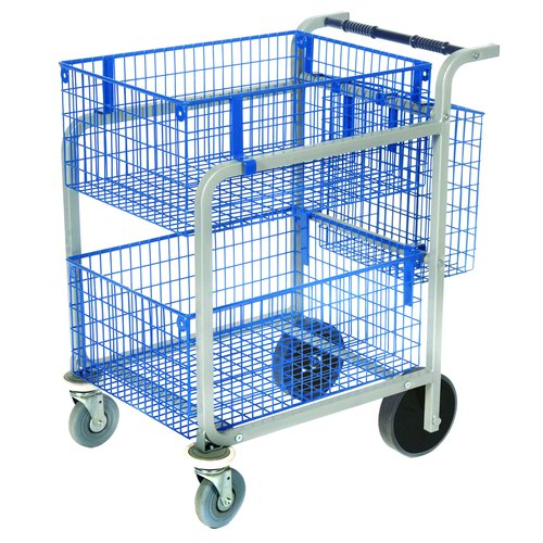 Value Heavy Duty Mail Trolley