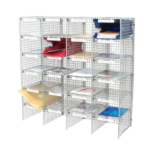 Value Mail Sorter Unit 24 Compartment