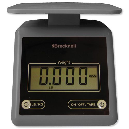 Salter PS-7 Postal Scales 1kg Grey