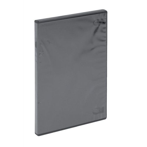Value Slimline DVD Case Black (5)