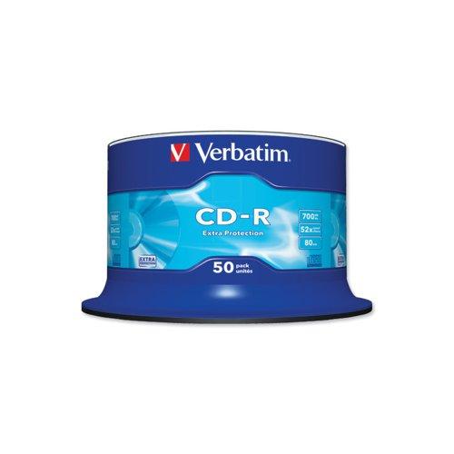 Verbatim CD-R Spindle (50) 43351