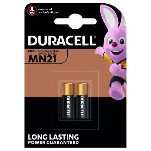 Duracell Battery Alkaline 1.2v MN21 (2) 75072670
