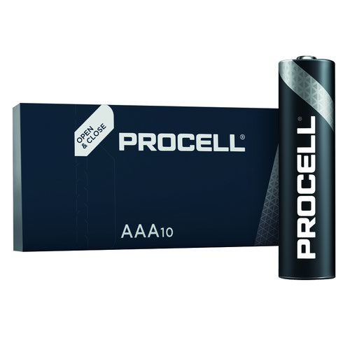 Duracell Procell Battery AAA (10) 81484523