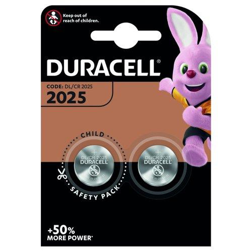 Duracell Lithium Battery 3v DL2025 (2) 75072667
