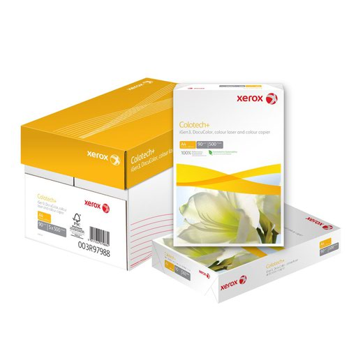 Xerox Colotech+ Paper A4 White 90gsm (500) 003R98837