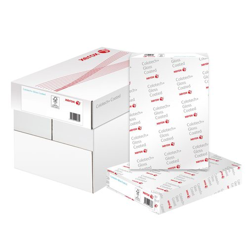 Xerox Colotech+ Gloss Coated Paper A4 120gsm (500) 003R90336