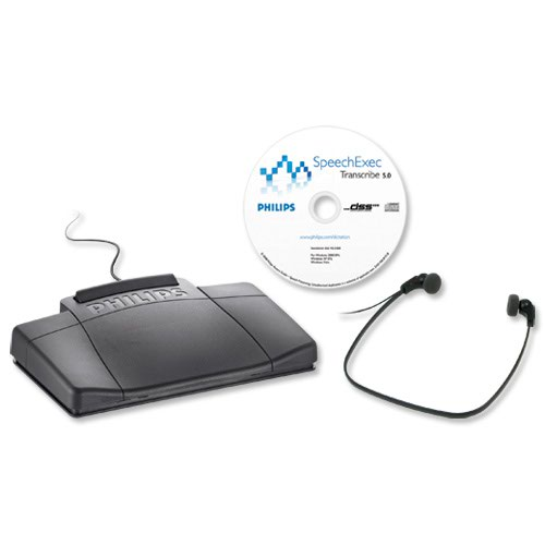 Philips Digi Transcription Kit LFH7177
