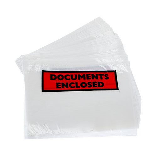 Value Documents Enclosed Envelopes A5 (1000)