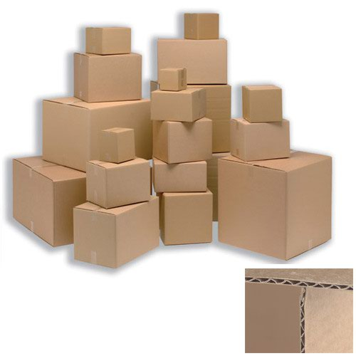 Value Single Wall Packing Carton 203x203x203mm (25)