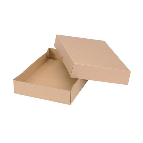 Value Box Carton & Lid 305x215x50mm (10)