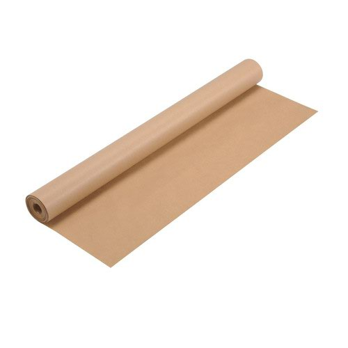 Value Kraft Paper Roll 500mm x25m 70gsm Brown