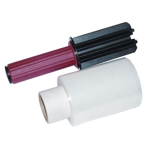 Value Stretch Film Mini Dispenser + Rolls (1+6)