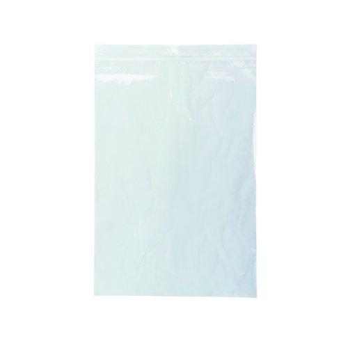 Value Grip Seal Polypropylene Bags 229 x324mm (1000)