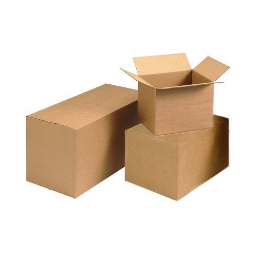 Packing Box Medium 457x305x248mm Brown (10)