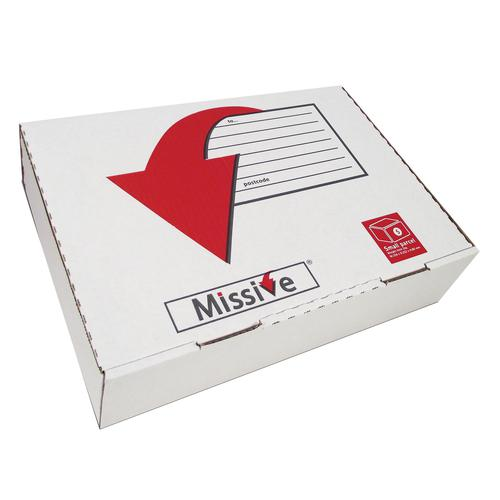 Missive Value A4 Mailing Box Pk20