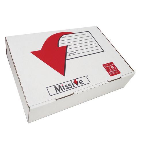 Missive Value Mailing Box 275x195x107mm (20) 7272206