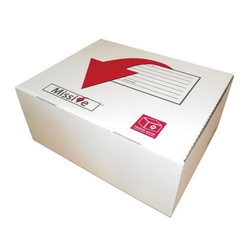 Missive Value Mailing Box 475x375x197mm (20) 7272404