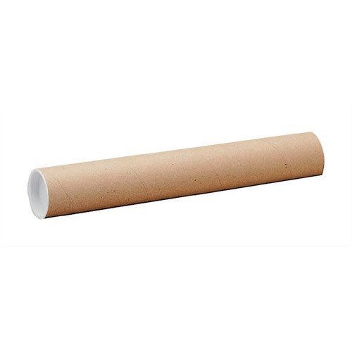 Value Cardboard Postal Tube 610x76mm (12)
