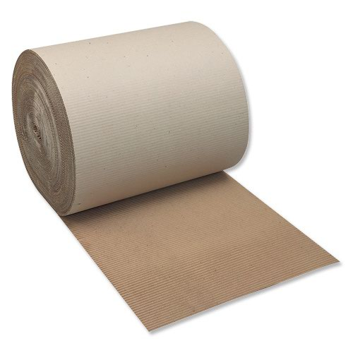 Value Single Faced Corrugated Paper Roll 900mm x 75m