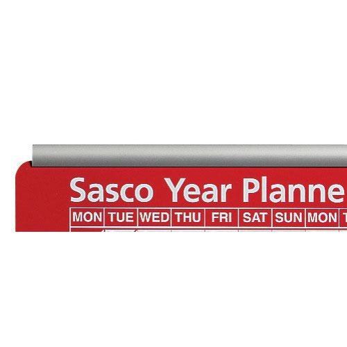 Sasco Aluminium 36in Chart Track Pk2