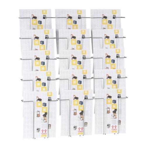 Twinco Literature Holder A4 15 Compartment TW51208
