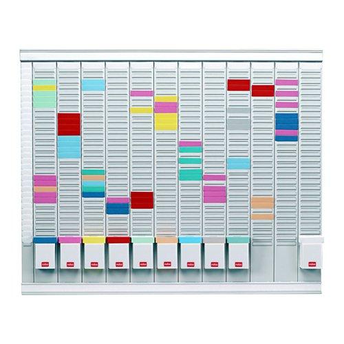 Nobo T-Card Kit 12 Month 32938864