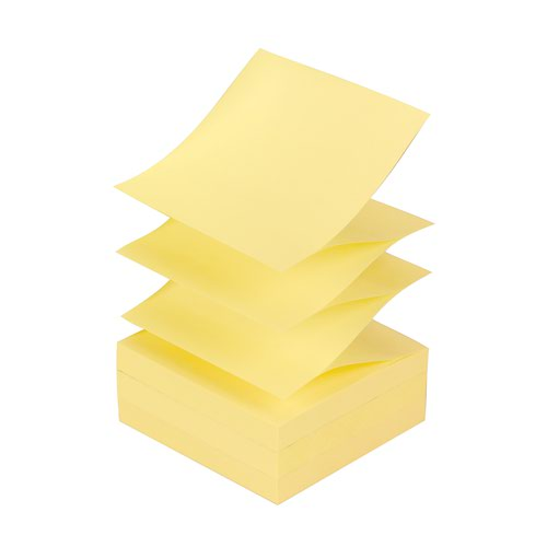 3M Post-it Z-Note 76x76mm Yellow R330