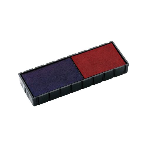 Colop Stamp Pads Blue/Red (2) E/12/2