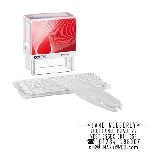 Colop Printer DIY Text Stamp DIYP402