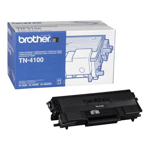 Brother Toner Cartridge Black TN4100