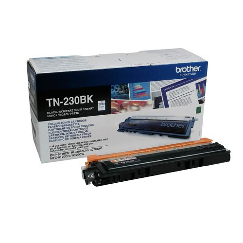 Brother Toner Cartridge Black TN230BK