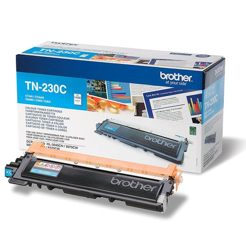 Brother Toner Cartridge Cyan TN230C