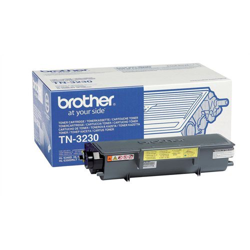 Brother Toner Cartridge Black TN3230