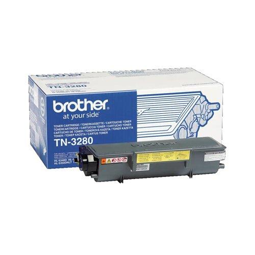 Brother Toner Cartridge High Capacity Black TN3280