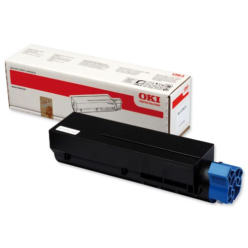 OKI Toner Cartridge Black 44574702