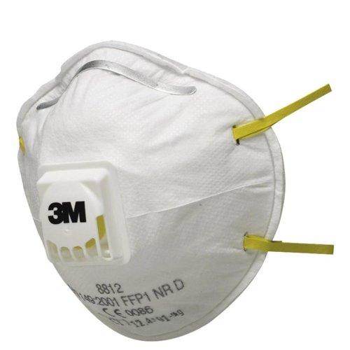 3M Respirator FFP1 Valved 8812 (10)
