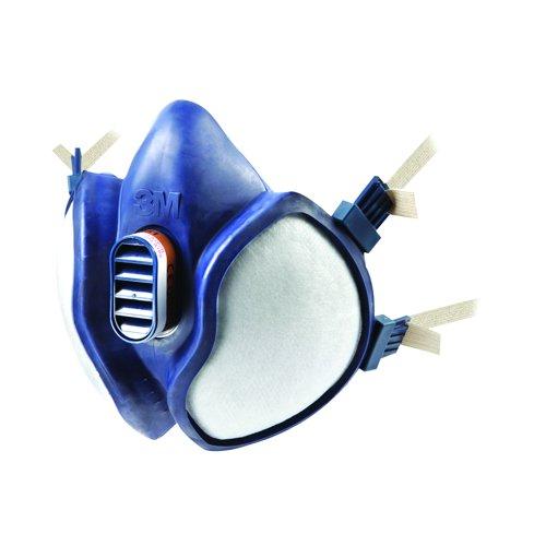 3M 4000 Series Half Mask 4251 A1-P2