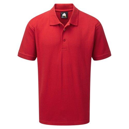 Orn Eagle Premium Polycotton Polo Shirt 1150-10