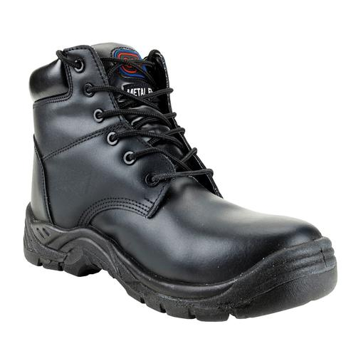 Supertouch Toe Lite Composite Safety Boot Black Size 4 9017B