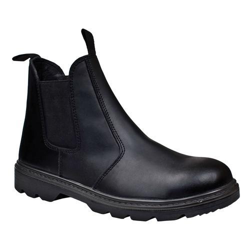 Supertouch Dealer Boot Black Size 10 93275