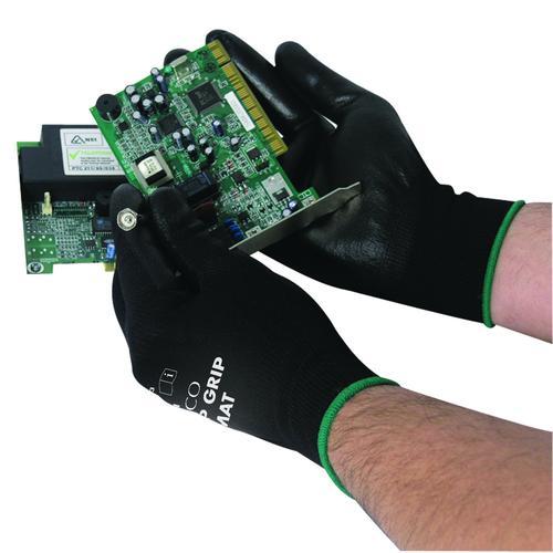 Matrix P Grip Gloves Black Medium (12)