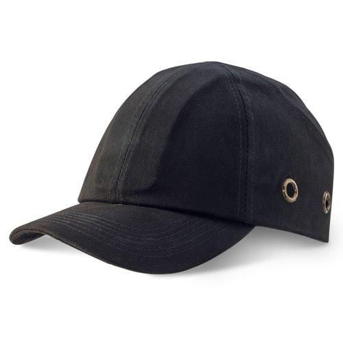 Beeswift Safety Baseball Cap Black BBSBCBL