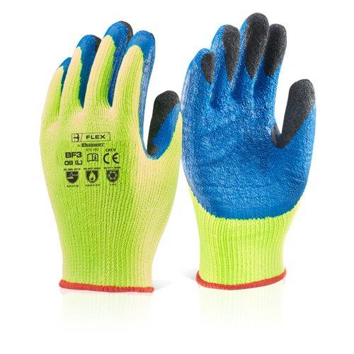 Beeswift Latex Thermo-Star Glove Sz11 Saturn Yellow BF3SY11
