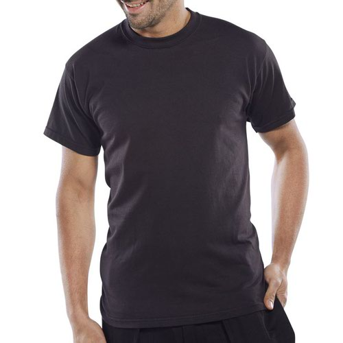 Beeswift Heavyweight T-Shirt Black 5XL CLCTSHWBL5XL