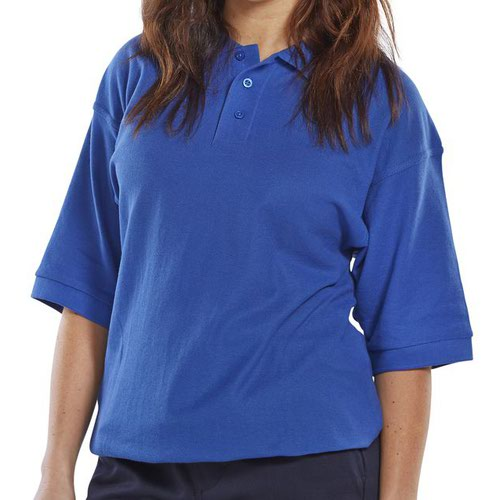 Beeswift Polo Shirt Royal Blue Medium CLPKSRM